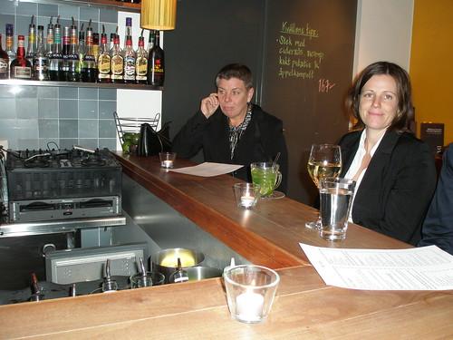 Baren på restaurang göteborg i Stockholm