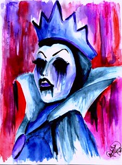 Wicked Queen (maryannjulian) Tags: disney wickedqueen