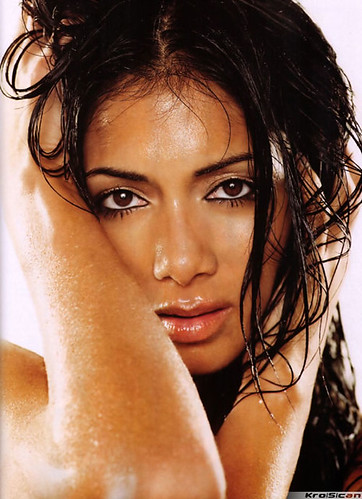 Nicole Scherzinger in Dec 2007 FHM