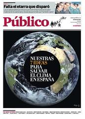 Siete propuestas para una España verde