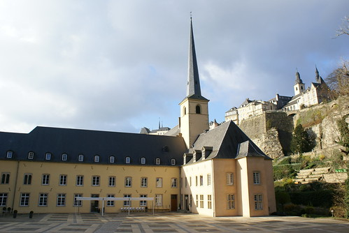 Rencontre luxembourg ville