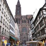Cathédrale de Notre Dame de Strasbourg