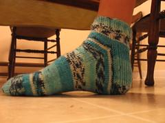 bowen sock #1