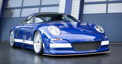 9ff GT9 Porsche - pictures of the 9ff GT9 Porsche