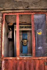 I'll try to call you... (Mnica Co) Tags: old huesca decay telephone telfono cabina osca telefnica aragn stillworking mnicaco lapuebladeroda