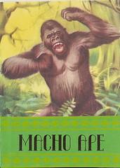 macho ape