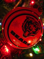 Da Bears ornament