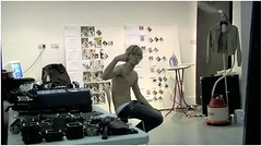 alex for burberry 2008 making of (la air) Tags: alex pettyfer alexpettyfer