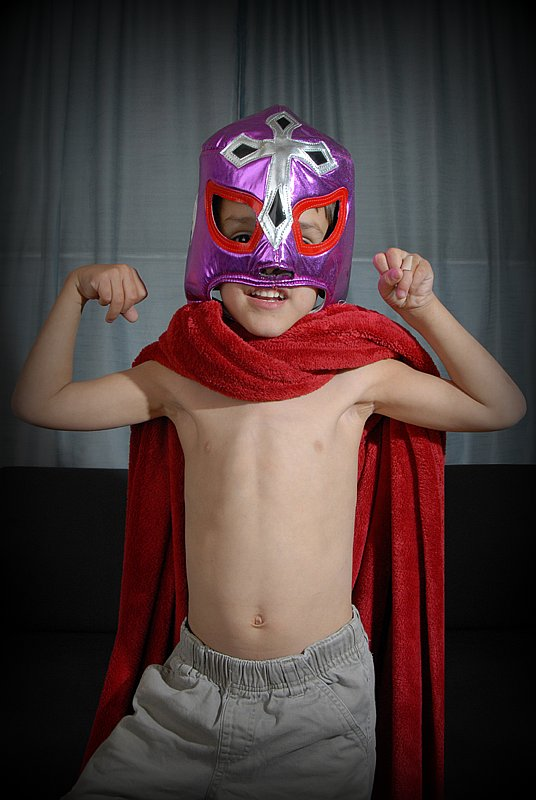 Young Lucha