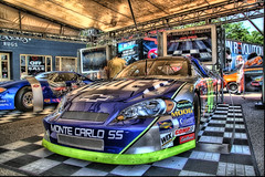Jimmie Johnson's Nascar (THEjdawg) Tags: cruise mi gm detroit dream racing chevy nascar woodward hdr chevorlet montecarloss 3xp jimmiejohnson gmfyi mywinners anawesomeshot diamondclassphotographer