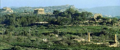 Valle de los Templos