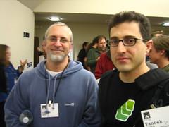 Steve and Tantek