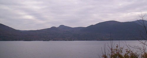 Panorama Lake George