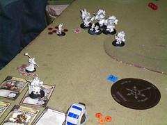 Warmachine @ S&G (formedsmoke) Tags: games tabletop warmachine swordgrail