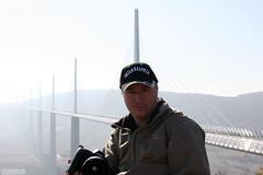 IMG_1733 copie (AlainG) Tags: bridge 20d me canon landscape highway pont alain paysage a75 meridian d12 millau viaduc aveyron gillet