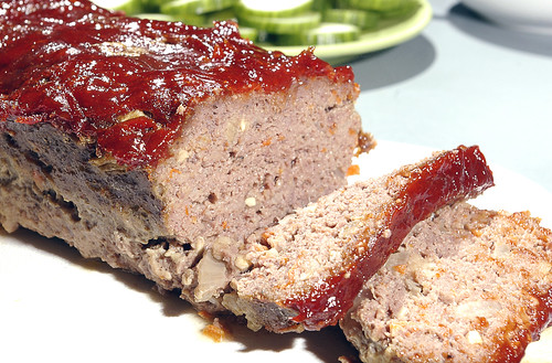 Pain de viande / Meatloaf