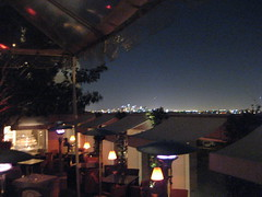our view. (coronam) Tags: la hollywood valentinesday skybar