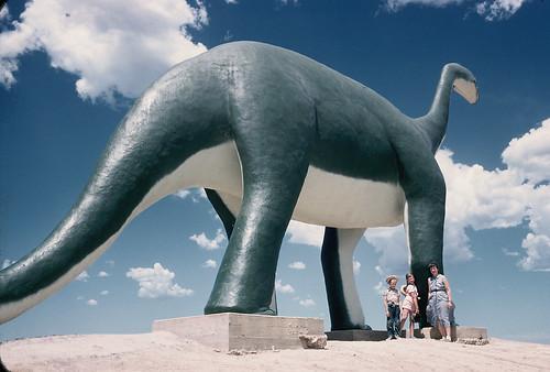 Rapid City Dinosaur Park