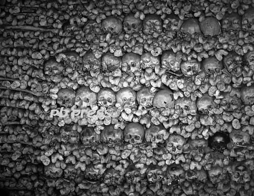 Beinhaus Totenschädel