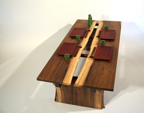 Timothy S Shop Talk Sushi Table Doubles As A Coffee Table
