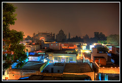 Taj Mahal -:- Diwali