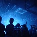 Local collaborative live event at Butter Factory featuring light and sound artists: Lim Woan Wen, George Chua and Yuen Chee Wai.