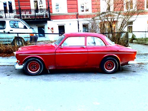 Volvo oldsmobile 1