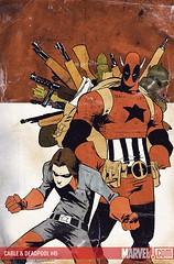 Cable & Deadpool #045 (The Black Womb) Tags: xmen skottieyoung cabledeadpool fabiannicieza reillybrown marvelcomicssetembro2007