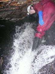 P1030609 (disarmid) Tags: skye an cave caving nan isle allt camus beinn gupa malag leac dubhaich
