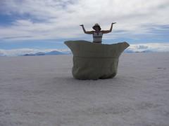 Salar Uyuni tour - Sud lipez