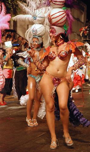 16. Carnaval de Montevideo por Roberto Hipp.