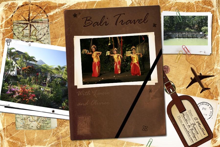 Scrapbook sur Bali