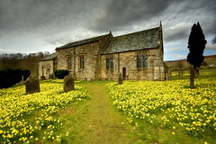 St Mary's Church, Farndale..... (Tall Guy) Tags: uk canon landscape photography photo photos yorkshire photograph enjoy northyorkmoors stmaryschurch farndale tallguy impressivemood