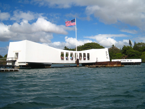 USS Arizona - Pearl Harbor Memorial
