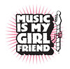 Logo Music Is My Girlfriend