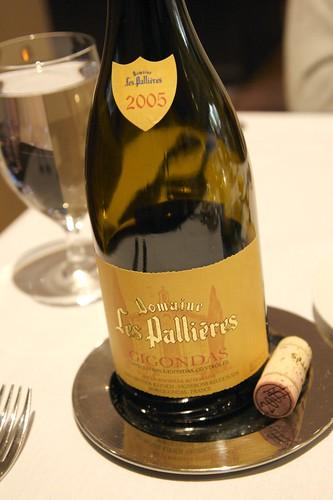 2005 Domaine Les Pallieres, Gigondas