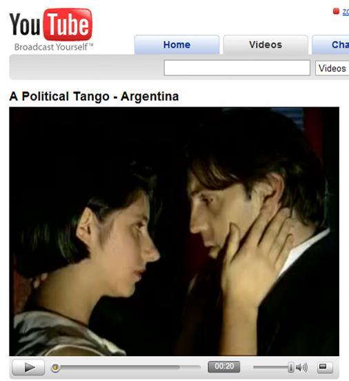 A Political Tango