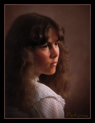 Petunia anno 1980