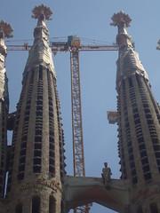 Llibertat Franki - Sagrada Família