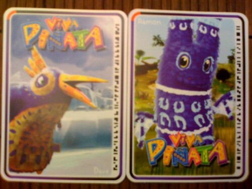 Viva Pinata cards