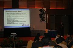 Bugi Arman about MUGI (Yulianus Ladung) Tags: microsoft balikpapan mugi serverwave2008