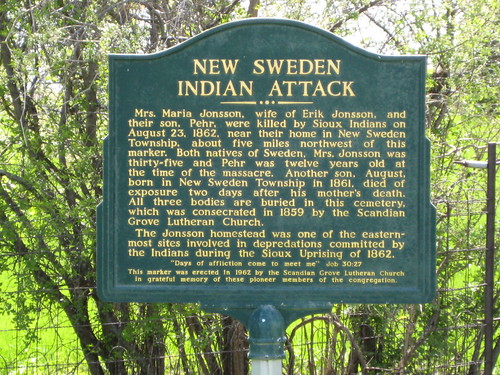 new sweden hindu personals The carl c nelson family from new sweden, nicollet county, mn   this then is the true account of the indian massacre in the town of new sweden in 1862,.