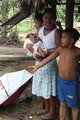 IMG_0159 (Bruenetty) Tags: baby southamerica children rainforest venezuela jungle riocaura yekuana indigenouschildren indigenousbaby