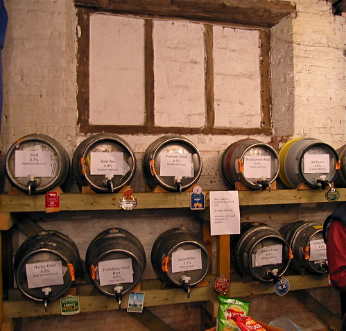Beer Festival at The Swan Inn