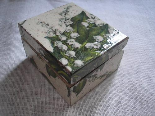 Box - Pudeleczko