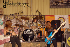 Iron Maidens (xxxsoldier123) Tags: music rock concert iron iraq cob ironmaiden speicher tikrit iz cobspeicher ironmaidens