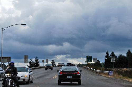 US 12 @ I-5 northward