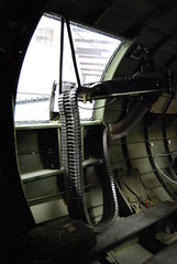 "B-17 .50 caliber machine gun at the at the Pima Air and Space Museum (B K Photos) Tags: arizona history museum tour tucson space aircraft aviation military air flight pima b17 planes pimaairandspacemuseum pimaairspacemuseum museum"" ""pima"