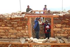RS133120_NPL103-WENDY VAN AMERONGEN-MECH-17-Devraj and Rashmi inspecting the house-IMG_1396 PC: Medair (hrrp_im) Tags: rural village female male adult few scenic mason people house home rebuilding rebuilt building reconstruction disaster earthquake swisssolidarity woorddaad eometterdaad npl103 working masonry 鍥dairwendyvanamerongen resistant earthquakeresistant resiliant rashmimalik inspection inspecting beneficiary staff nrs sambahadur devrajgautam hrrpmedair medair