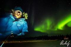 Aurora YK 1-20.jpg (__Richart) Tags: 2016 70d aurora canada canadianexchange canadianexperience canon greatnorth selfie wideangle1022 yellowknife northwestterritories